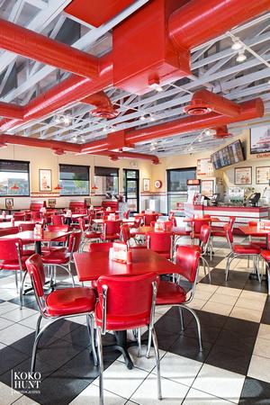 Freddy's Frozen Custard McDonough Store