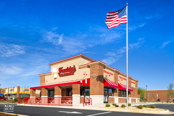 Freddy's Frozen Custard McDonough Store
